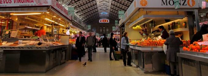 Mercados municipales